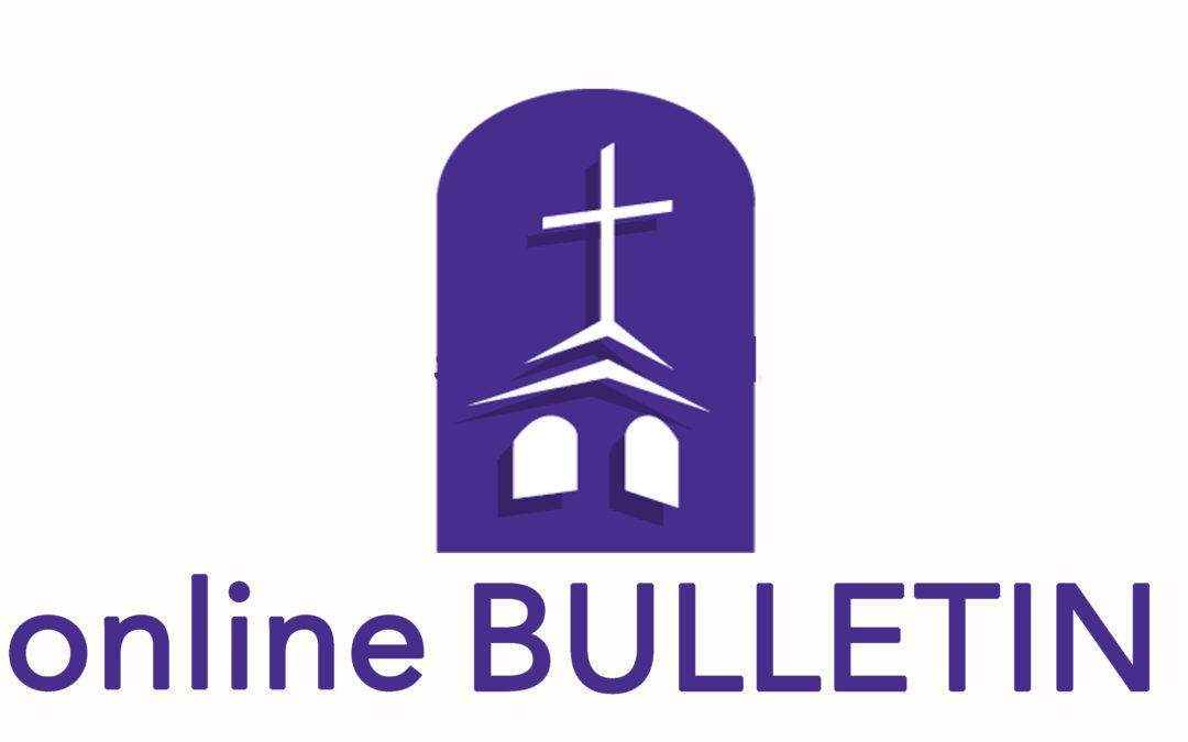 Bulletin – July 24, 2016