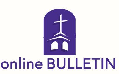Bulletin – June 26, 2016
